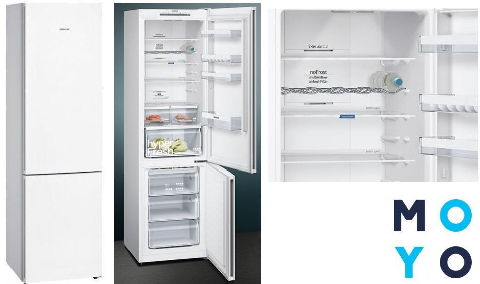 Холодильники Siemens KG39NVW306