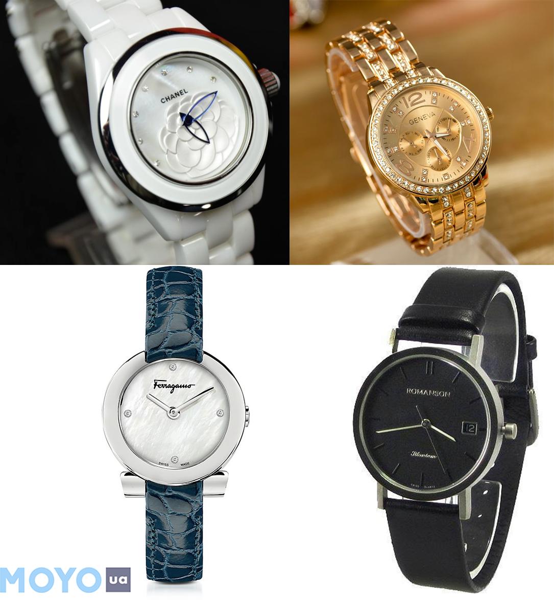 Материал и покрытие часов
