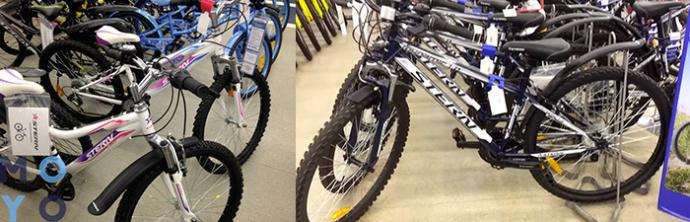 Стоимость велосипеда