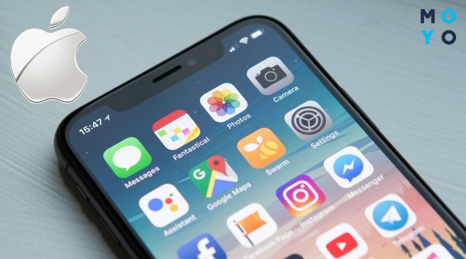Восстановление резервной копии Айфон