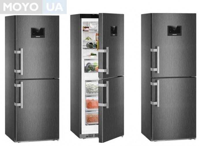 Холодильник Liebherr CNPbs 3758