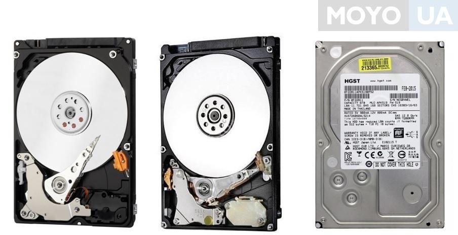 Внутренний жесткий диск HGST 2,5 SATA 500GB 5400RP