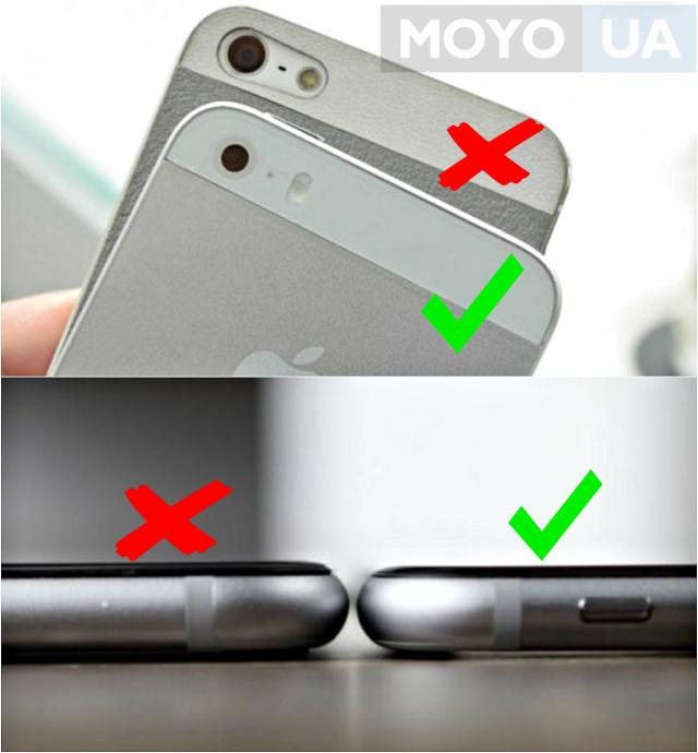 Как отличить восстановленный iPhone от подделки: камера и корпус