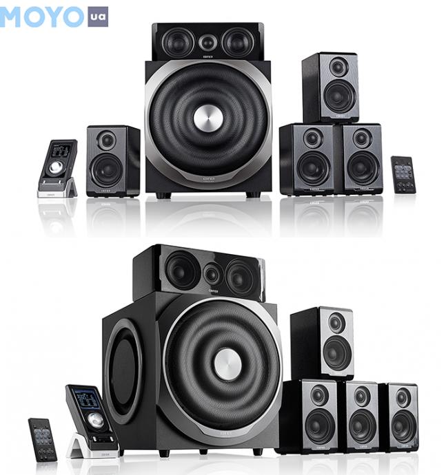 супермощная акустическая система 5.1 S550 Encore