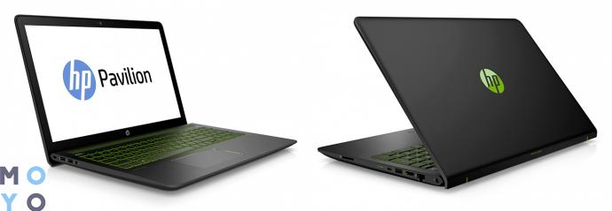 Ноутбук HP Pavilion Power 15-cb021ur для работы с видео