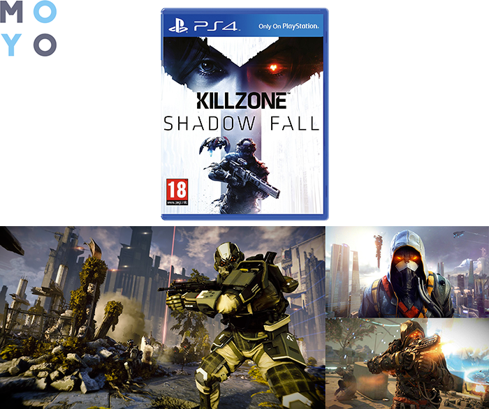 Культовый шутер KillZone: Shadow Fall