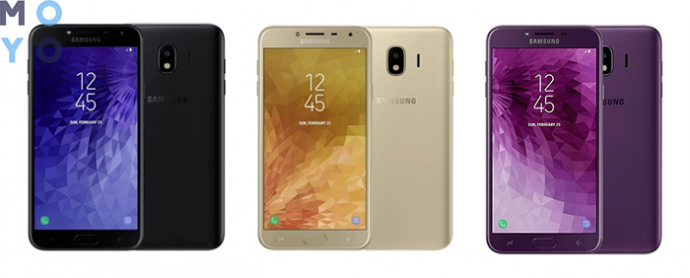 Samsung Galaxy J4 2016 года