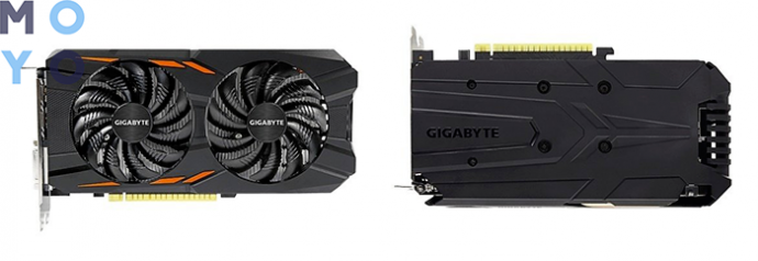 GIGABYTE GeForce GTX 1050 Ti 4GB