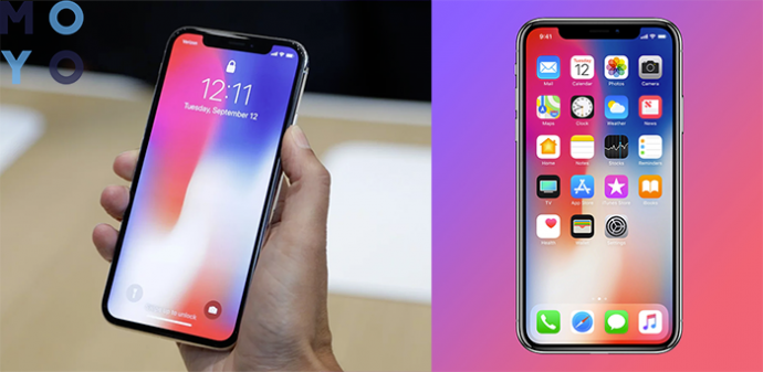 дисплей Apple iPhone X