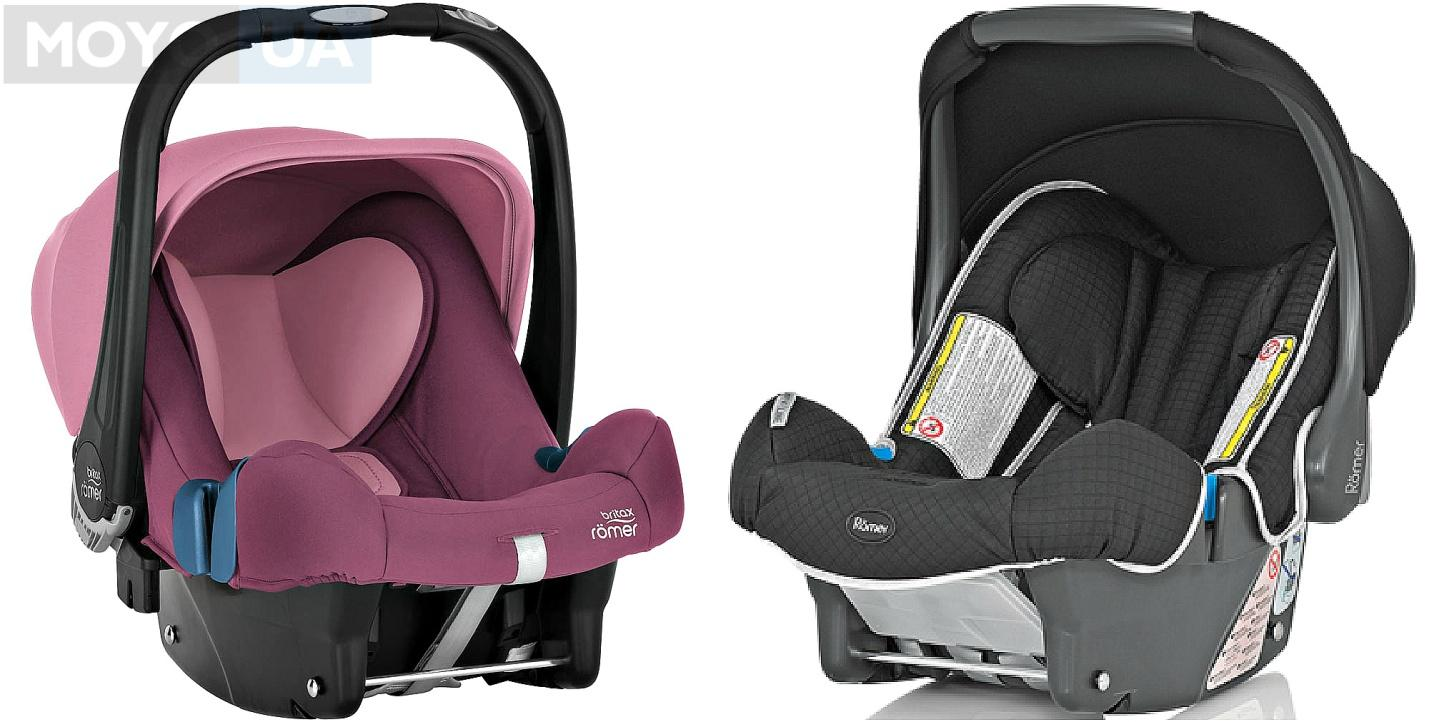 Автокресло Britax-Romer Baby-Safe Plus