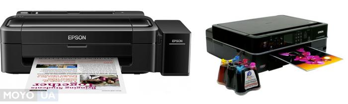 Компактные струйные принтеры