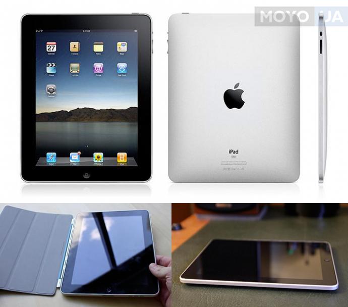iPad первого поколения — первопроходец среди планшетов Apple