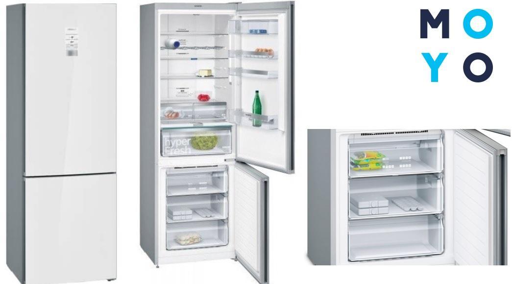 Холодильники Siemens KG49NLW30U