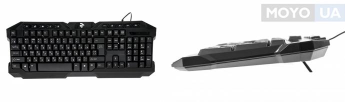 Клавиатура 2E KM 105 USB