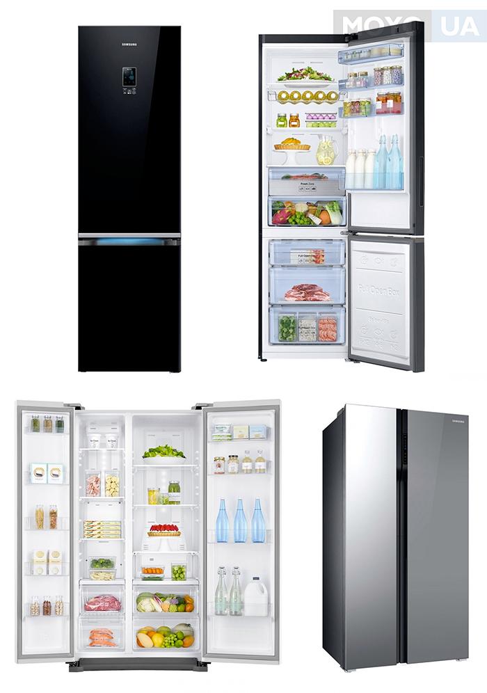 лучшие холодильники Самсунг