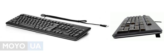 Клавиатура HP USB Keyboard (QY776AA)