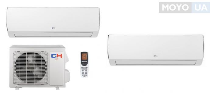 CH-S24FTXQ Wi-Fi VERITAS INVERTER: мощная и производительная сплит-система C&H