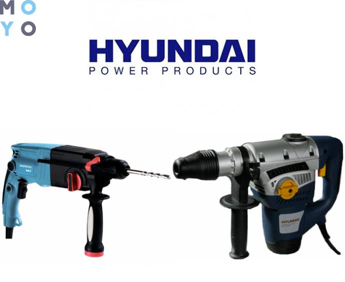 Перфораторы Hyundai