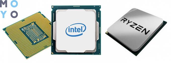 процессоры для топовой сборки игрового ПК Coffee Lake на сокете 1151(v2) и AMD Ryzen 7 1700 3,0ГГц