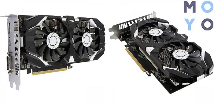 MSI GeForce GTX 1050 Ti 4GB