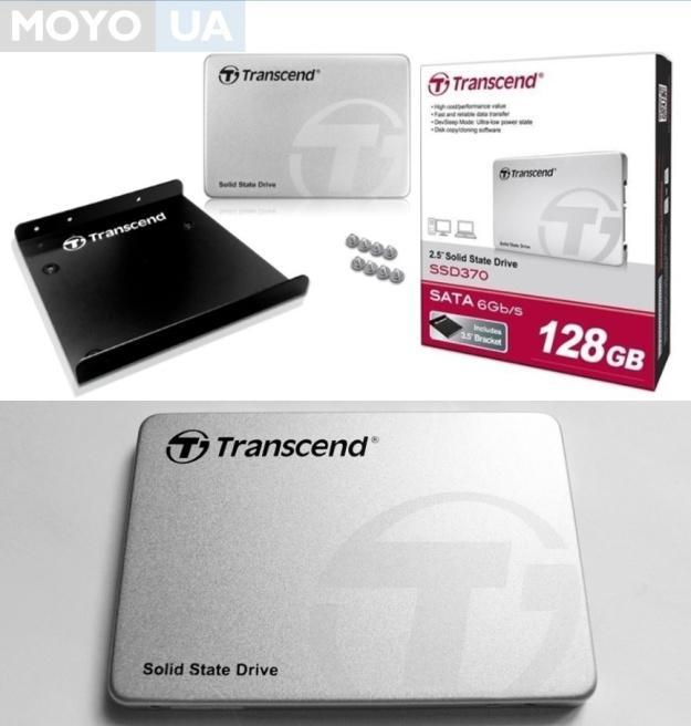 SSD-накопитель Transcend 370 128 GB