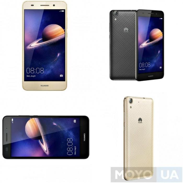 Смартфон Huawei Y6II