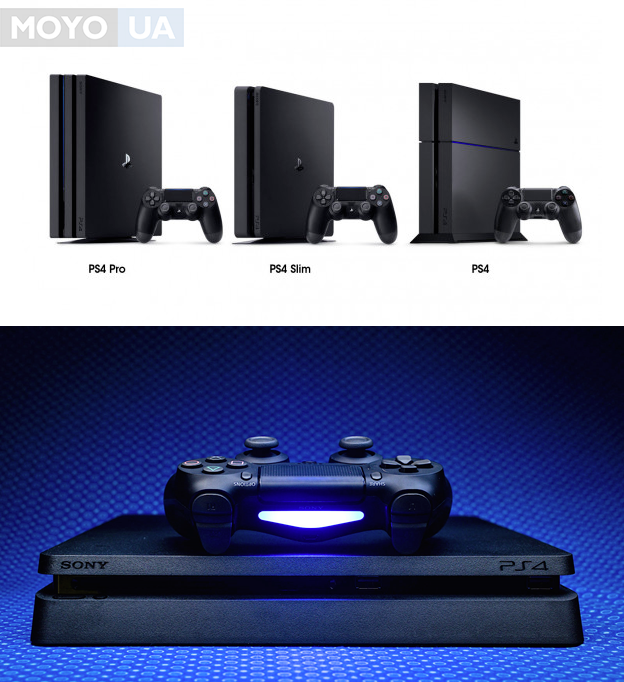 Последние поколения PlayStation 4
