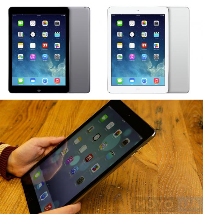 Легкий и компактный iPad Air