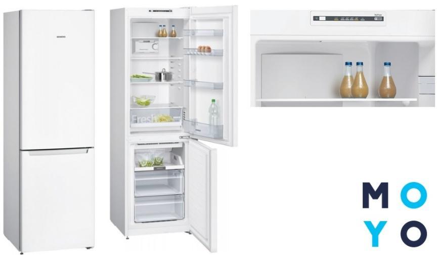 Холодильники Siemens KG36NNW30