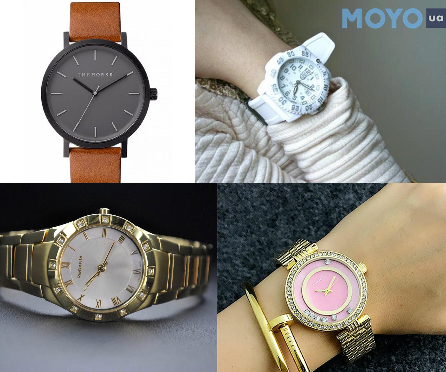 Ювелирные и дизайнерские женские часы