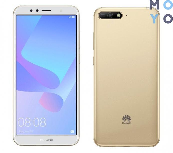 Huawei Y6 2018 (ATU-L21)