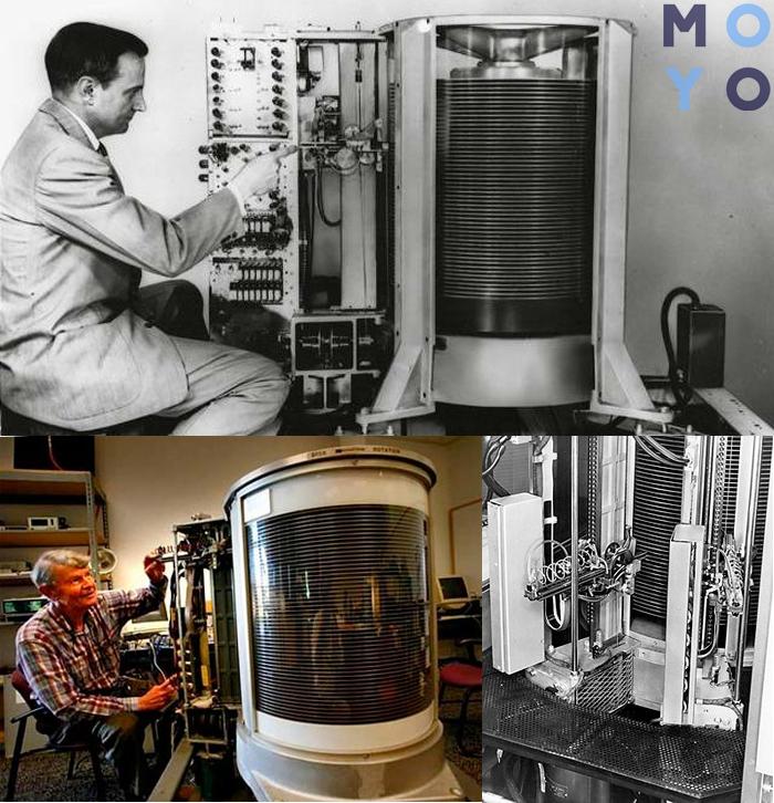 IBM 350 Disk Storage Unit