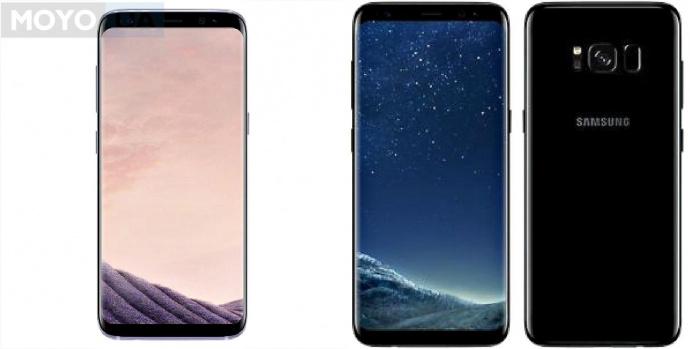 Galaxy S8 SM-G950 F и S8 Plus SM-G955 F