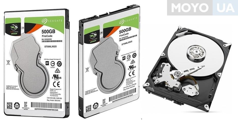 """Внутренний жесткий диск SEAGATE 2.5"""" SATA 3.0 500GB 5400RPM 128MB ST500LX025"""