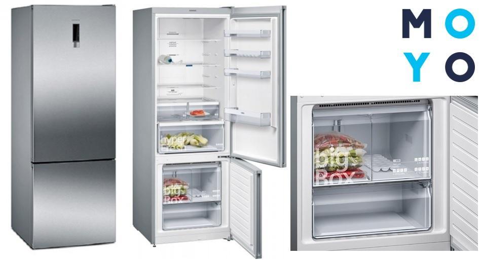 Холодильники Siemens KG56NVI30U