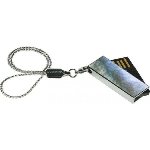 Накопичувач USB 2.0 TRANSCEND JetFlash V90P 8GB (TS8GJFV90P) фото