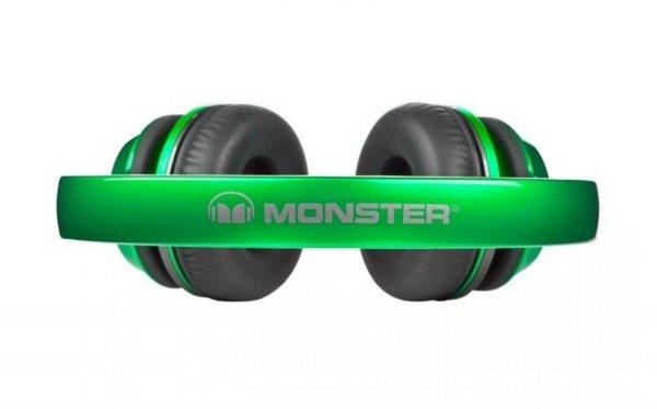 Наушники Monster NCredible NTune Candy Green фото 5