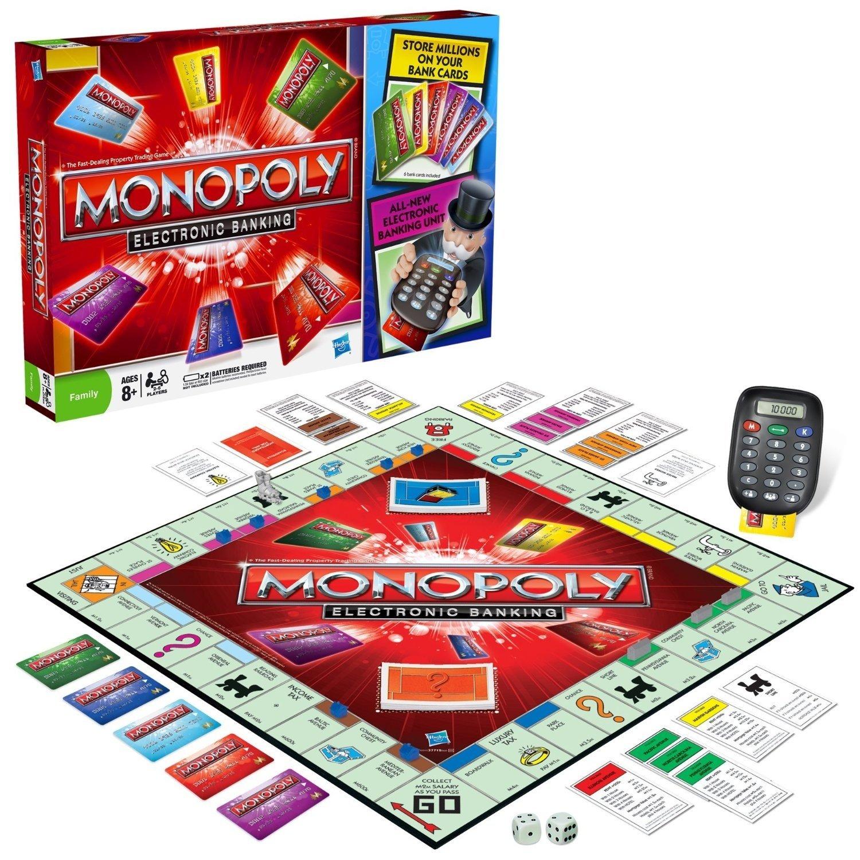 Заказать монополию с 6 банковскими картами можно получить кредит если поменять паспорт