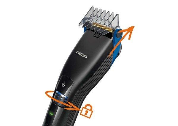 Машинка для стрижки волос PHILIPS QC5370/15 фото 10