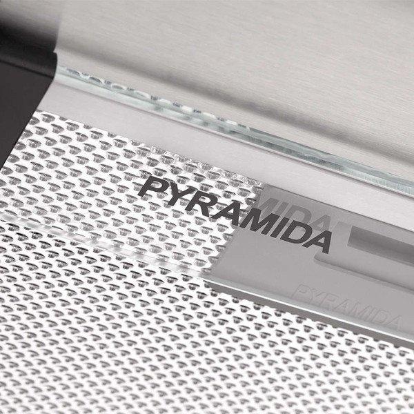 Вытяжка PYRAMIDA WH 10-50 inox фото 5