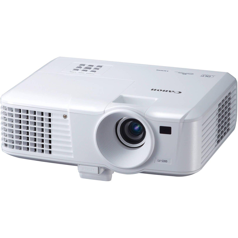 Проектор Canon LV-S300 (SVGA, 3000 ANSI Lm) (9964B003AA) фото