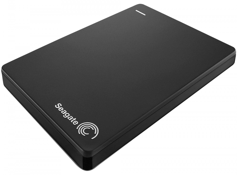 """Жесткий диск SEAGATE 2.5"""" USB3.0 Backup Plus Slim 1TB Black (STDR1000200) фото"""