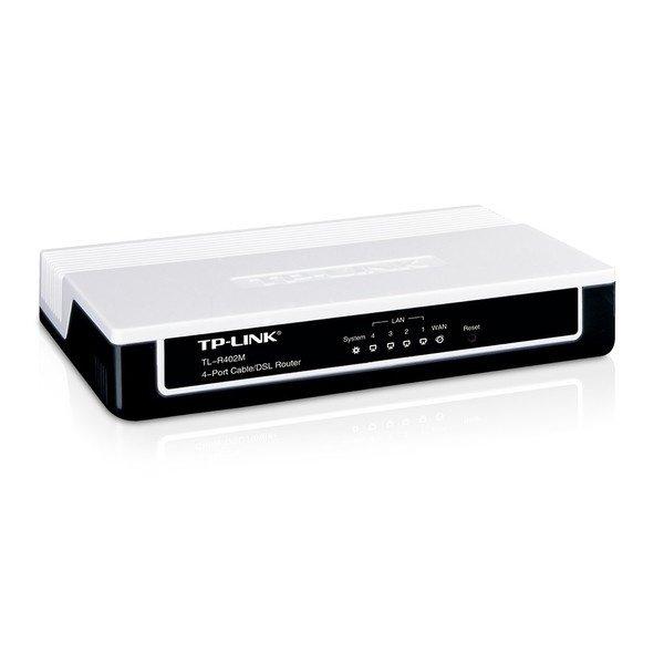 Маршрутизатор TP-Link TL-R402M 4xLAN, 1xWAN (TL-R402M) фото
