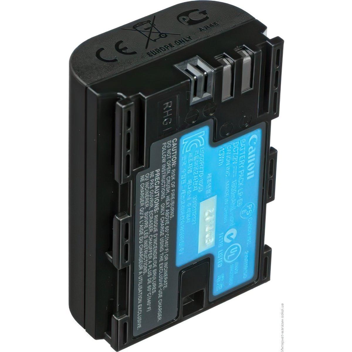 Аккумулятор Canon LP-E6N для EOS 5D IV, 5DS, 5DS R, 6D II, 7D II, 80D ( 9486B002) фото