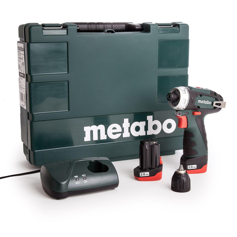 Акумуляторний шуруповерт Metabo PowerMaxx BS Basicфото5