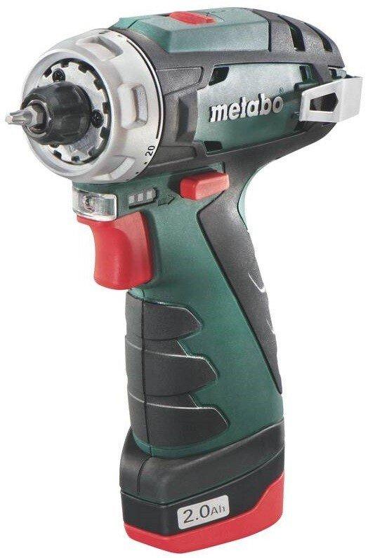 Акумуляторний шуруповерт Metabo PowerMaxx BS Basicфото6
