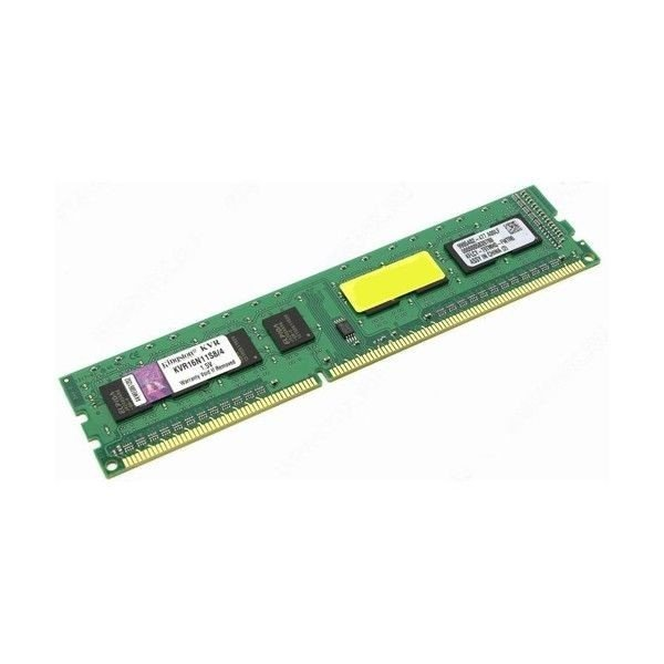 Пам'ять для ПК Kingston DDR3 1600 4GB Retail (KVR16N11S8/4) фото2