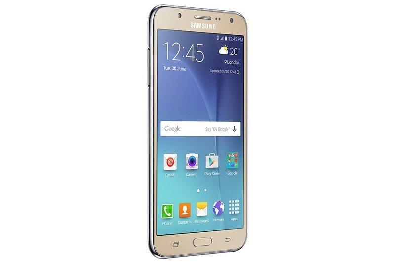Смартфон Samsung Galaxy J7 DS J700H/DS Gold фото 3