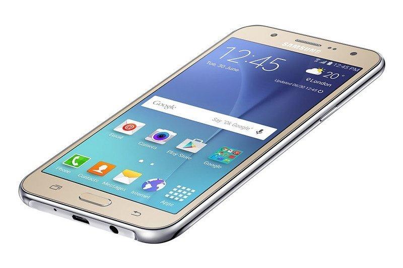Смартфон Samsung Galaxy J7 DS J700H/DS Gold фото 5