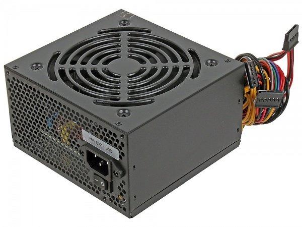 Блок питания AEROCOOL VX-600 600 Вт (ACPN-VX60NEY.R1) фото 2